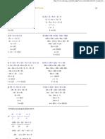 Exercícios resolvidos de equações do 1º grau