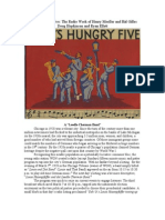 Louie's Hungry Five by Doug Hopkinson and Ryan Ellett