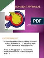 Environment Appraisal