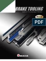 2009 Amada Press Brake Tooling