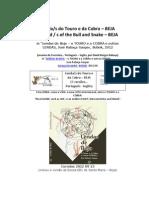 Lenda/s do Touro e da Cobra -  Português - Inglês - 10 Resumos