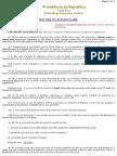 Lei do Mandado de Segurança - Lei 12016-2009