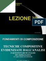 Composizione Vi Tecniche Compositive Evidenziate Dallanalisi1