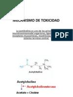 Intoxicacion Por Organosfosforados