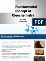 OLEOCHEMISTRY_Chapter 2- The Foundamental Concept of Oleochemistry