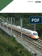 High Speed Rail Brochure
