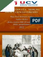Medicina Legal y Psiquiatria Forense
