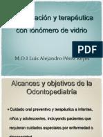 Tratamiento restaurativo atráumatico en Odontopediatría
