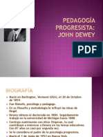 biografia jhondewey