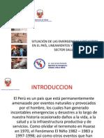 Lineamientos Sector Salud