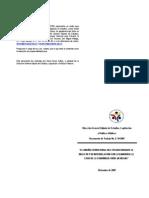 """Documento de Trabajo No. 10-2007. """"EL DISEÑO ESTRUCTURAL DEL ESTADO DURANTE EL SIGLO XX Y SU INTERRELACIÓN CON LAS MINORÍAS"""