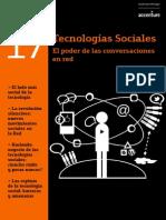 Tecnologías Sociales. El Poder de las conversaciones en red - Fundación de la Innovación Bankinter (2012)