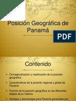Posicion Geografica de Panama - Presentacion Completa