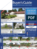 Coldwell Banker Olympia Real Estate Buyers Guide September 15th 2012