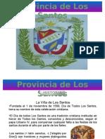 Provincia de Los Santos - Panamá