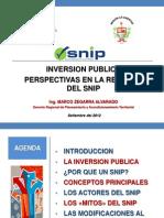 Exposicion Mejoras Snip MARCO ANTONIO ZEGARRARADOA ALV