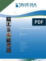 Blue Sea Systems 2013 Catalog
