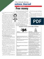 100 % Free Money Formula Review