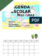 Agenda 2012 2013 Klau Jromo05.Com