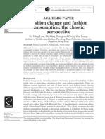 Artigo - Fashion Change
