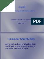 CIS105 Concepts 12