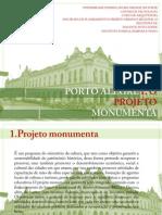 Porto Alegre e Projeto Monumenta