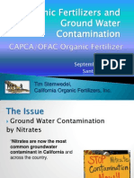 Capca - Ofac Ground Water