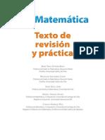 Cuaderno de Ejercicios de Matematicaoctavo