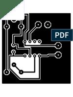 diseño placa sensor de obstaculo