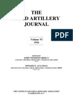 Field Artillery Journal - Jan 1916