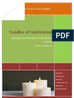 10) Candles of Celebration