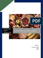 monografia agricultura y ganderia organica