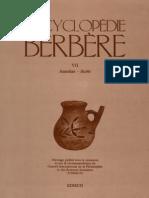 Encyclopédie Berbère Volume 7