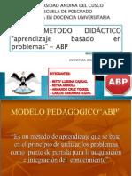 ABP exposisción