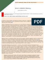 Adorno e a Indústria Cultural - Daniel Ribeiro da Silva