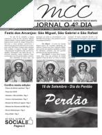 Jornal Cusilho Setor Santo Antônio do Monte - Setembro 2012