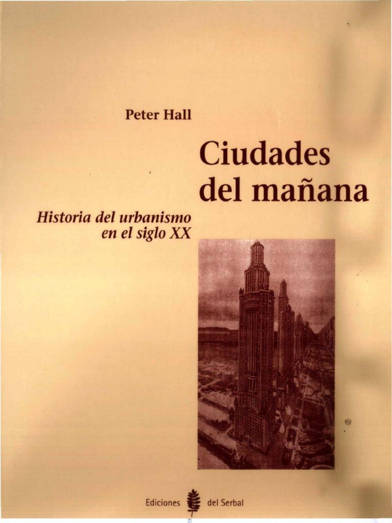 Peter Hall-Ciudades del mañana