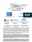 Centrocard V Suplemento Oferta Pública AIF