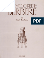 Encyclopédie Berbère Volume 9