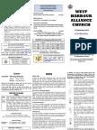 Church Newsletter - 16 September 2012.1