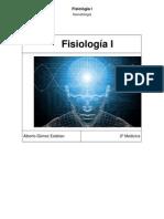 Fisiologia I.hematologia