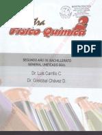 libro de nuestra química 2 Bachillerato