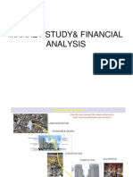 Market Study Financial Appraisal