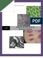 Manual de Practicas Biologia General ULCB - 2012