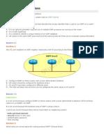 CCNA – OSPF Questions