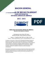 Fulbright Webpage 2012