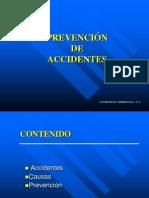 CSH Prevencion de Accidentes