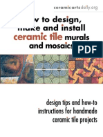 Ceramic Tile Techniques