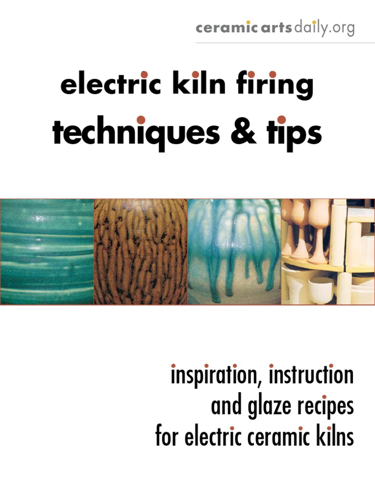 Electric Kiln Firing Tech Pottery Ceramics Cord And Plug Safety For Kilns