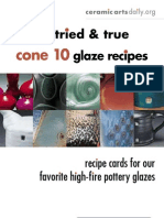 Ten Cone 10 Recipes